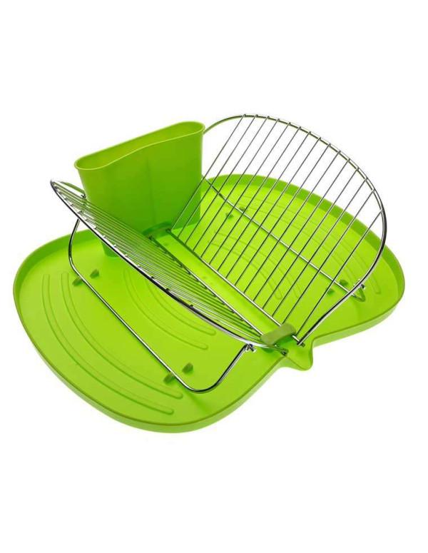 goutoir pliable vert casa square. Black Bedroom Furniture Sets. Home Design Ideas
