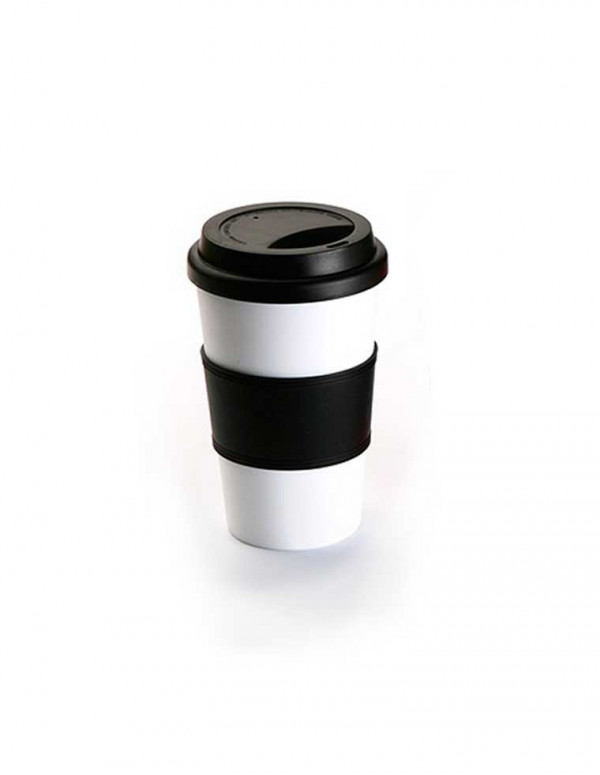 Mug thermostatique blanc 400 ml