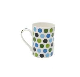 Tasse à café LUNARES en porcelaine