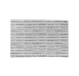 Sous plat BOHEMIEN imprimé horizentale en polypropyléne 43,5x28 cm