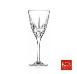 Set de 6 verres à vin CHIC 28cl en cristal