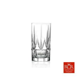 Set de 6 verres à eau CHIC 52cl en cristal