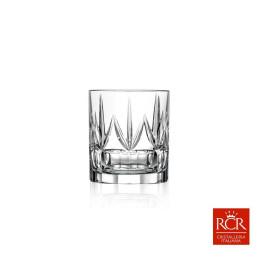 Set de 6 verres forme basse CHIC 43cl en cristal