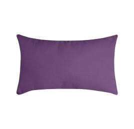 Coussin NELSON 30X50 cm violet