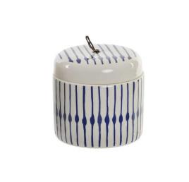 Pot en porcelaine LINES 9x9 cm