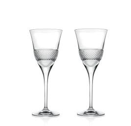 Set de 2 verres à pied C3 FIESOLE 19cl