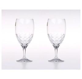 Set de 2 verres à pieds BUBBLE ICED 47cl