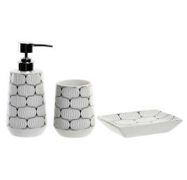 Set de 3 accessoires de salle de bain DOLOMITE