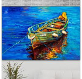 Tableau Rowboat 40x65