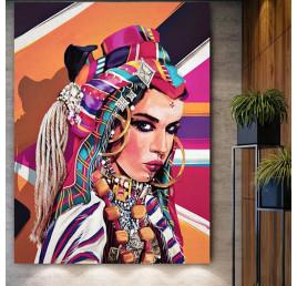 Tableau Amazigh 70x50cm