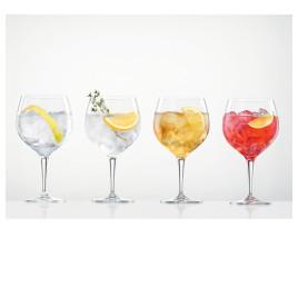Set de 6 verres à pied GIN DOS 630 cl