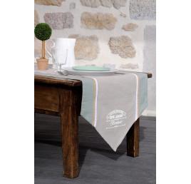 Nappe de table BAPTISTINE 50x150 cm