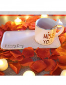 MUG MISS YOU ROSE