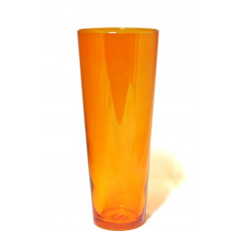 VASE WORKSHOP ovale orange
