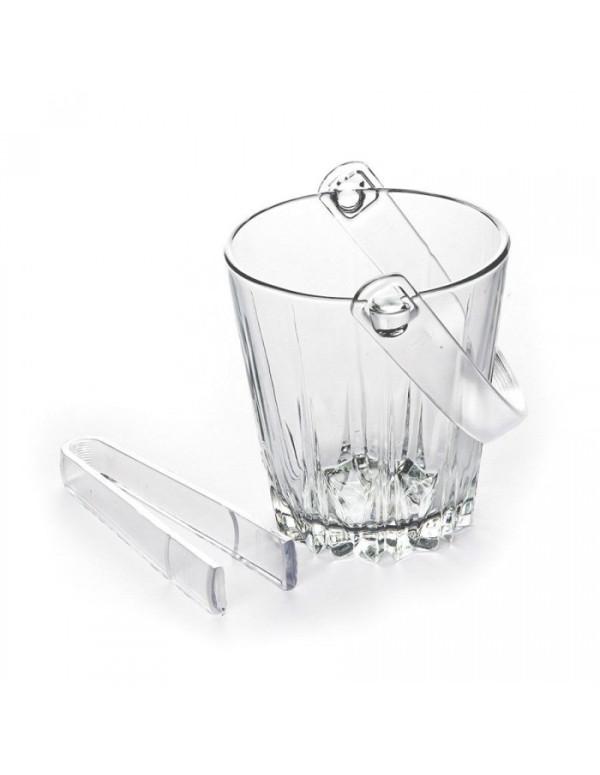 Seau à glaçons en verre KARAT