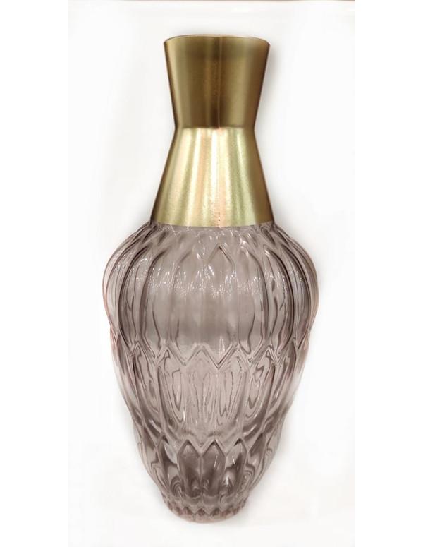 Vase ETHNIQUE rose
