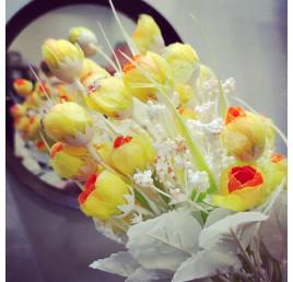 fleur artificielle SMYCKA
