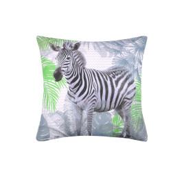 Coussin zebra 40x40 cm