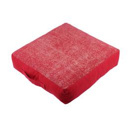 Coussin de sol USED en rouge