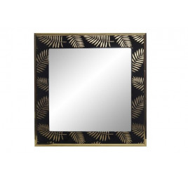 Miroir en velours tropical 40x1,5x40 cm t
