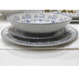 Service à table 18 pièces BLUR
