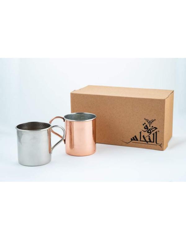 Coffret mugs a cocktail