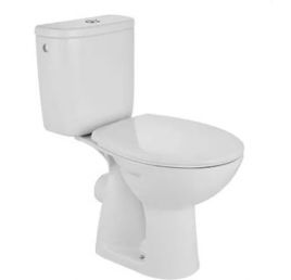 PACK ADELE COMPRENANT N1 (WC S/H+RES+ABATTANT) BLANC