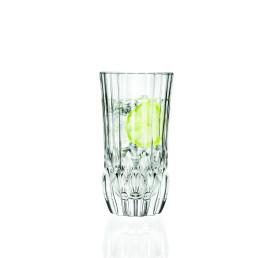 Set 6 verres forme haute Adagio RCR