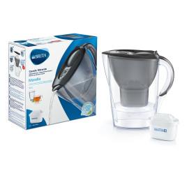 Carafe filtrante Marella - 2,4 litres Noire