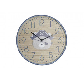 MONTRE MURAL OURS 31x4X31