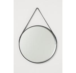 Miroir design 5 mn noir dim 60